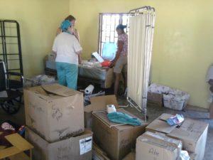 Organizing / Stocking The Life Clinic